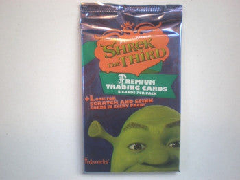 Shrek Trading Cards Pack