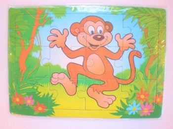 Jungle Animals Jigsaws