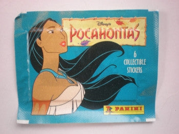 Pocahontas Sticker Pack