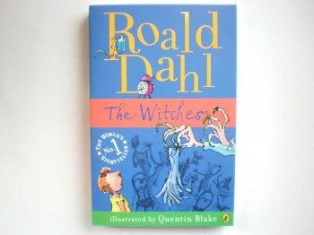 The Witches by R Dahl