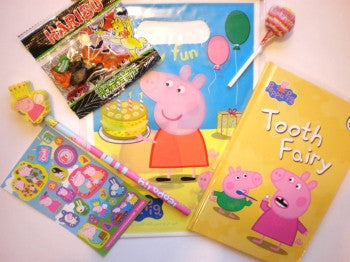 Peppa Pig Party Bag