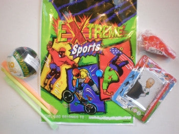 Budget Party Bags: Sport