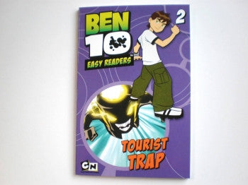 Ben 10 Book: Tourist Trap