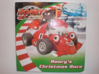 Roary's Christmas Race Board Book