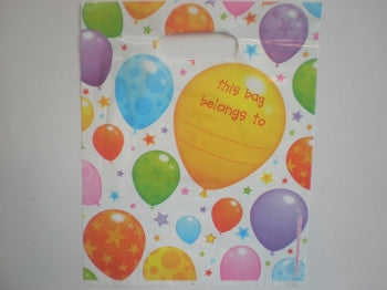 Balloons Party Bags
