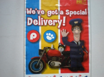 Postman Pat Party Bags - Special Delivery Design