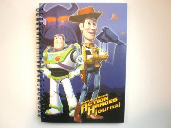 Toy Story Hardback Notebook