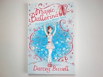 Magic Ballerina Book: Magic Spell