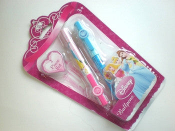 2 x Disney Princess Pens
