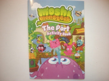 Moshi Monsters Activity Book: The Port
