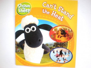Shaun: Can't Stand the Heat
