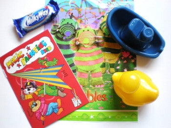 Unisex Toddler Party Bag: £1.50