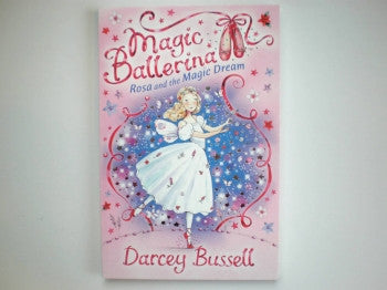 Magic Ballerina Book: Magic Dream