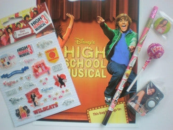 High School Musical Party Bag 99p