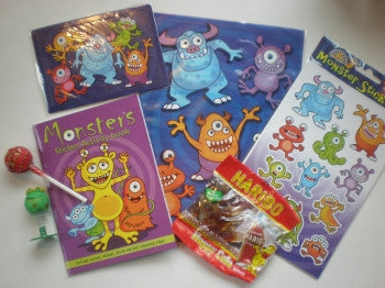 Monster Party Bags £1.99