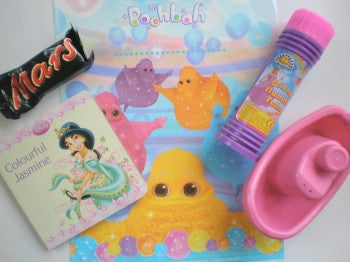 Girls Toddler Party Bag