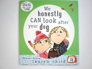 Charlie & Lola Book: Dog