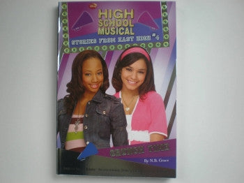 High School Musical Book: Crunch Time