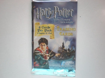 Harry Potter Trading Cards Pack