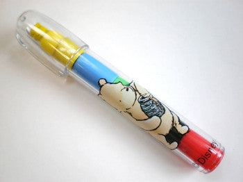 Winnie the Pooh Swap Point Crayons