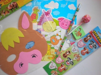 Farm Filled Party Bags