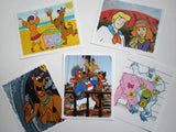 Scooby Doo Panini Sticker Pack