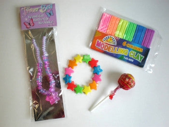 Girls Party Bag: £1.75