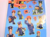 Postman Pat Foiled Stickers