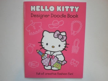 Hello Kitty Book: Designer Doodles