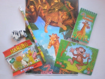 Jungle Animal Party Bags 99p