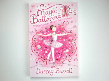 Magic Ballerina Book: Ballet Shoes