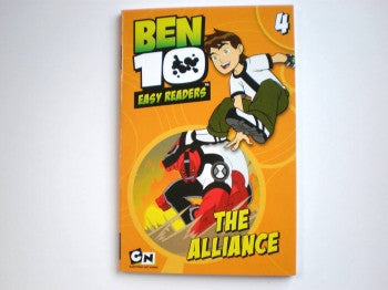 Ben 10 Book: The Alliance