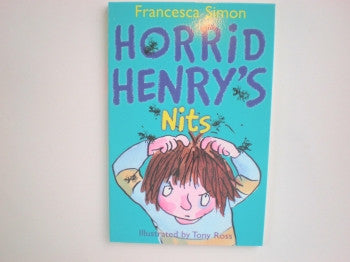 Horrid Henry Books: Nits
