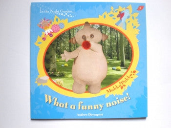 What a Funny Noise PB Book