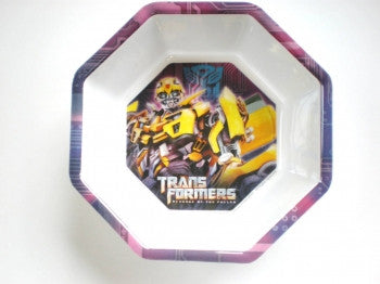 Transformers Melamine Bowl
