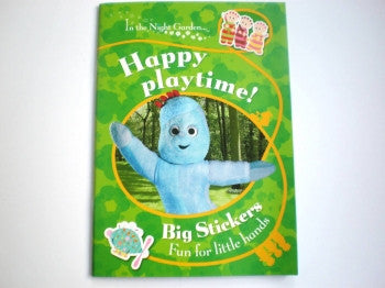 In The Night Garden Sticker Book: Playtime