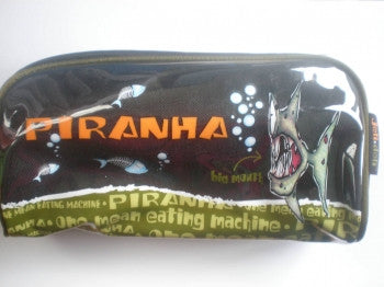 Piranha Pencil Case