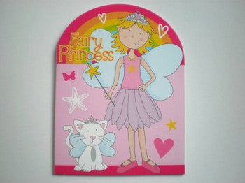 Fairy Princess Notebook