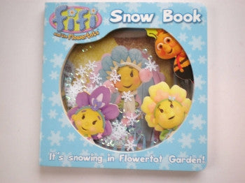 Fifi Flowertot Snow Board Book