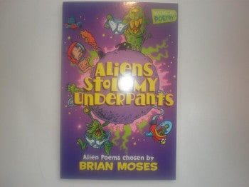 Poem Book: Aliens