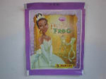 Princess & The Frog Panini Stickers Pack