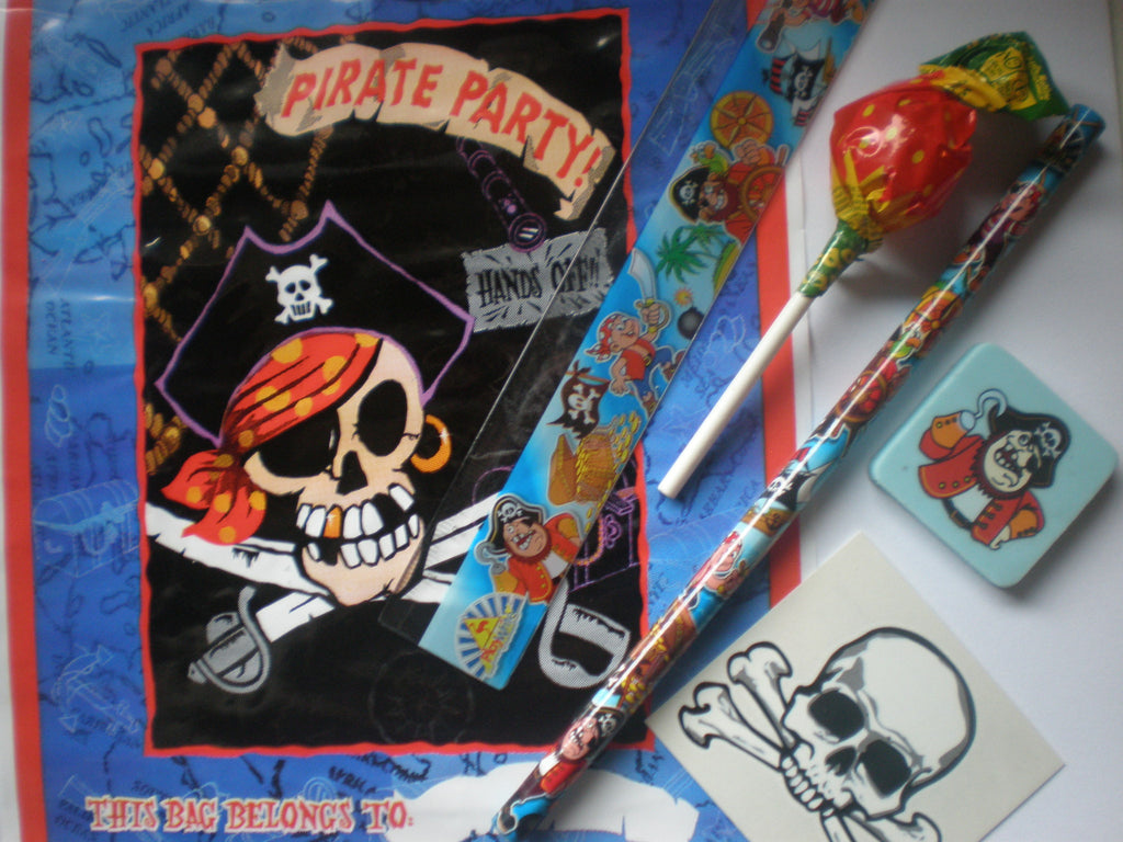 Budget Party Bags: Pirate