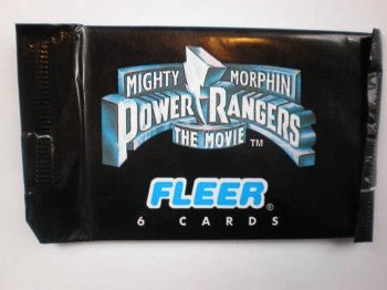 Power Rangers Trading Cards Pack