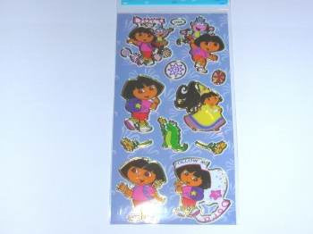 Dora Explorer Stickers