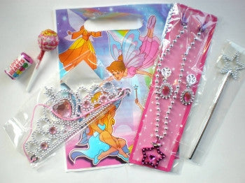 Fairy Princess Dress Up Party Bag