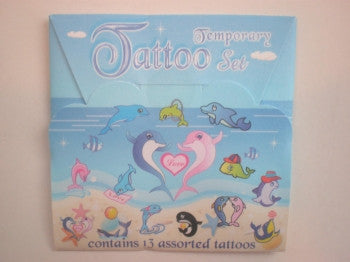 Dolphin Tattoos Pack
