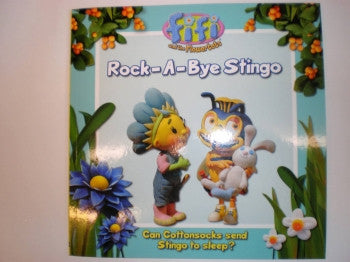Fifi Book: Rock-A-Bye Stingo