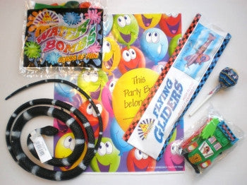 Boys Party Bag: £1.99