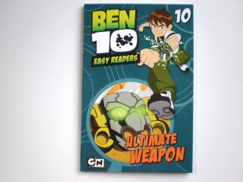 Ben 10 Book: Ultimate Weapon