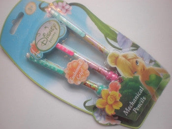 Disney Fairies Mechanical Pencils (3)